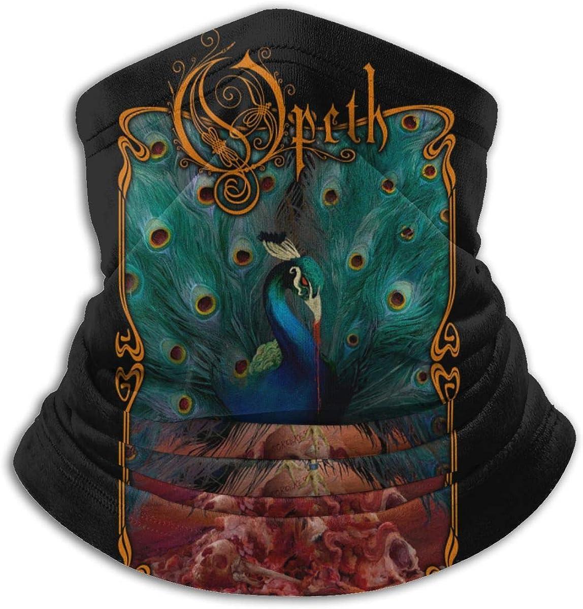 Microfiber Neck Warmer Face Bandana Bandanas For Dust Outdoors Soft Microfiber Headwear Scarf Neck Gaiter-Opeth