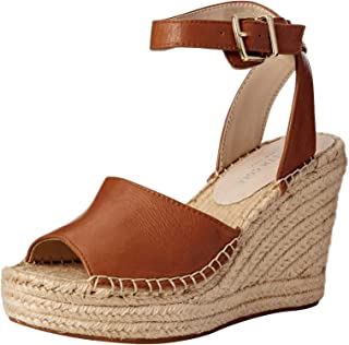 Kenneth Cole New York Women's Olivia Two Piece Espadrille Wedge Sandal