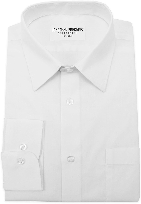 Jonathan Frederic Wrinkle Free Tailored Dress Shirt