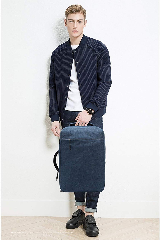 ZMLSXU Fashion Large-capacity Backpack Diagonal Bag Handbag Hiking Bag With USB Charging Port Multi-color Selection