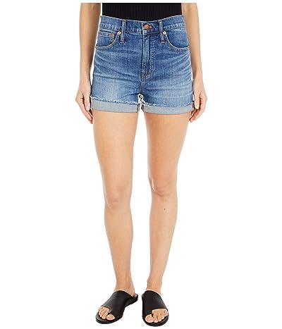 Madewell High-Rise Denim Shorts in Glenoaks Wash: Cutoffs Edition (Glenoaks Wash) Women