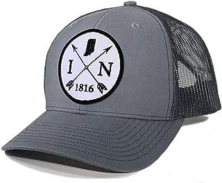 Men's Indiana Arrow Patch Trucker Hat