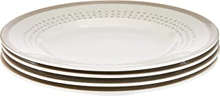 Kate Spade New York 867919 East Charlotte Street Grey Accent Plate