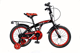 """Vaux Bicycle for Kids- Vaux Miracle 16T Kids Bicycle for Boys, Ideal for Cyclist with Height (3'5"""" - 4')"""
