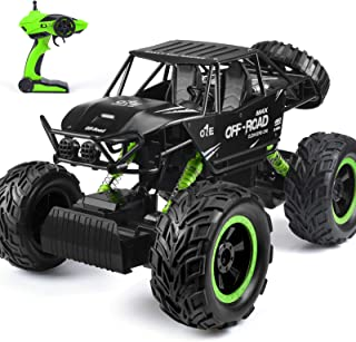 Rc Truck 1:12 Large Remote Control Car Four-Wheel Drive Climbing Truck High-Speed Racing Cars 4wd Off Road Monster Trucks ...