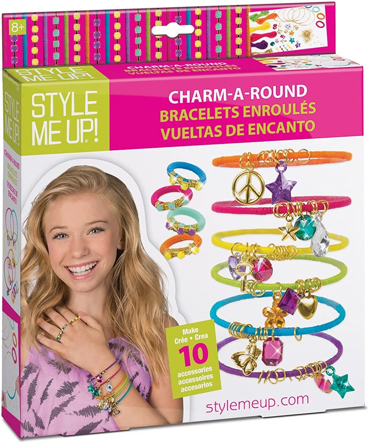 Style me up smu-605 charm-a-round Craft Kit B06XVHWGGN B06XVHWGGN B06XVHWGGN | Wirtschaft