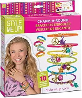 Style Me Up Charm A Round Bracelet, Multi-Colour, SMU-605