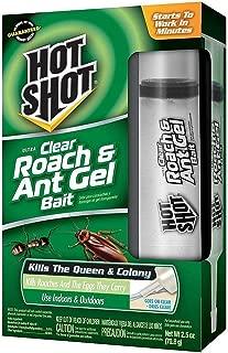 Hot Shot Ultra Clear Roach - Ant Gel Bait 1 ea (Pack of 3) ,product_by: pharmapacks it#22232042771208