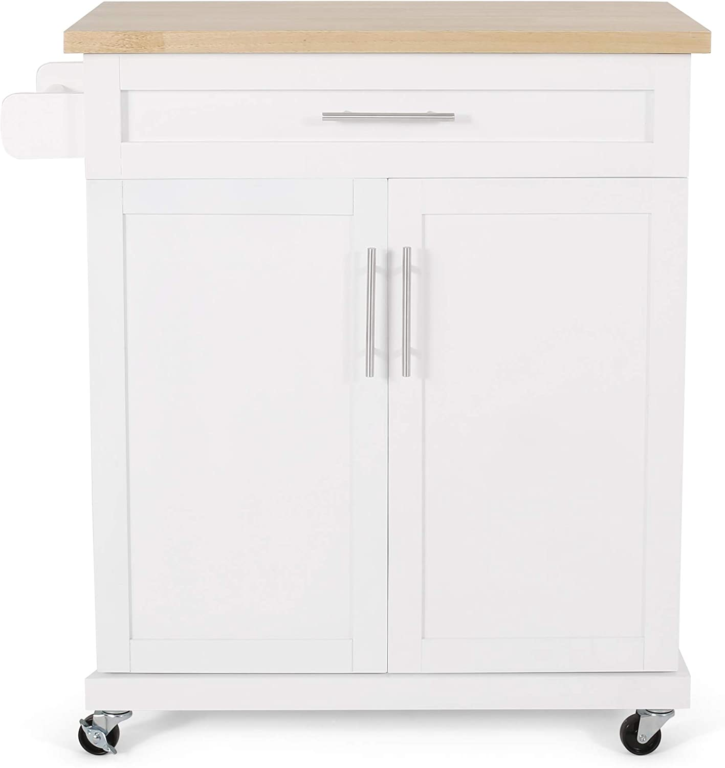 Christopher Knight Home Batavia Brand new Kitchen Natural White Popular products CART +