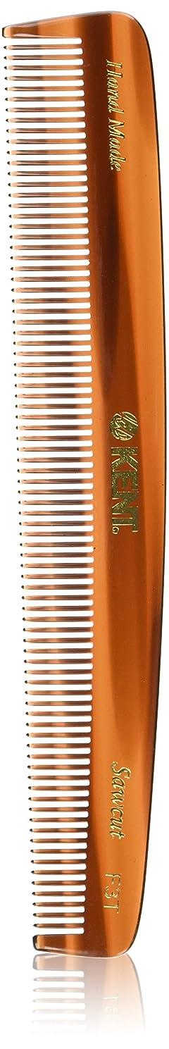 測定可能悪用に賛成KENT ケント 携帯用 コーム F3T 英国製 英国王室御用達 正規品