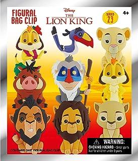 Disney 狮子王 - 3D 泡沫收藏包夹,装在盲袋中