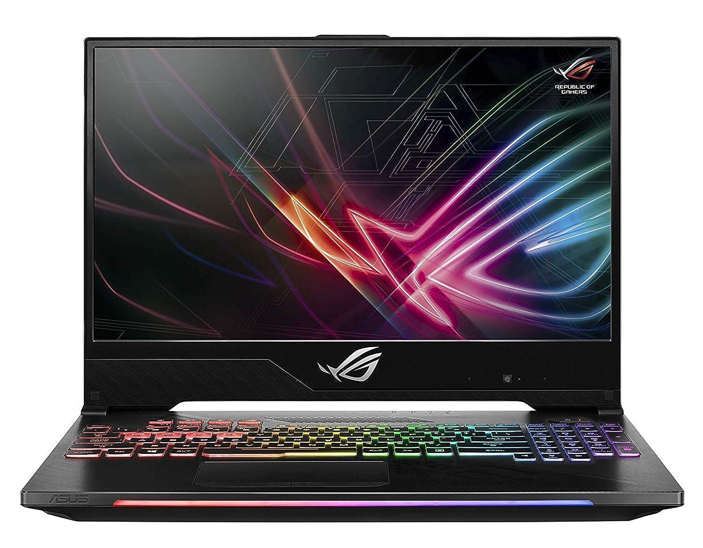 Asus ROG Strix Hero II Slim Bezel VR Ready Gaming Laptop Computer, 15.6