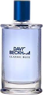 David Beckham Classic Blue Eau de Toilette for Men, 90ml