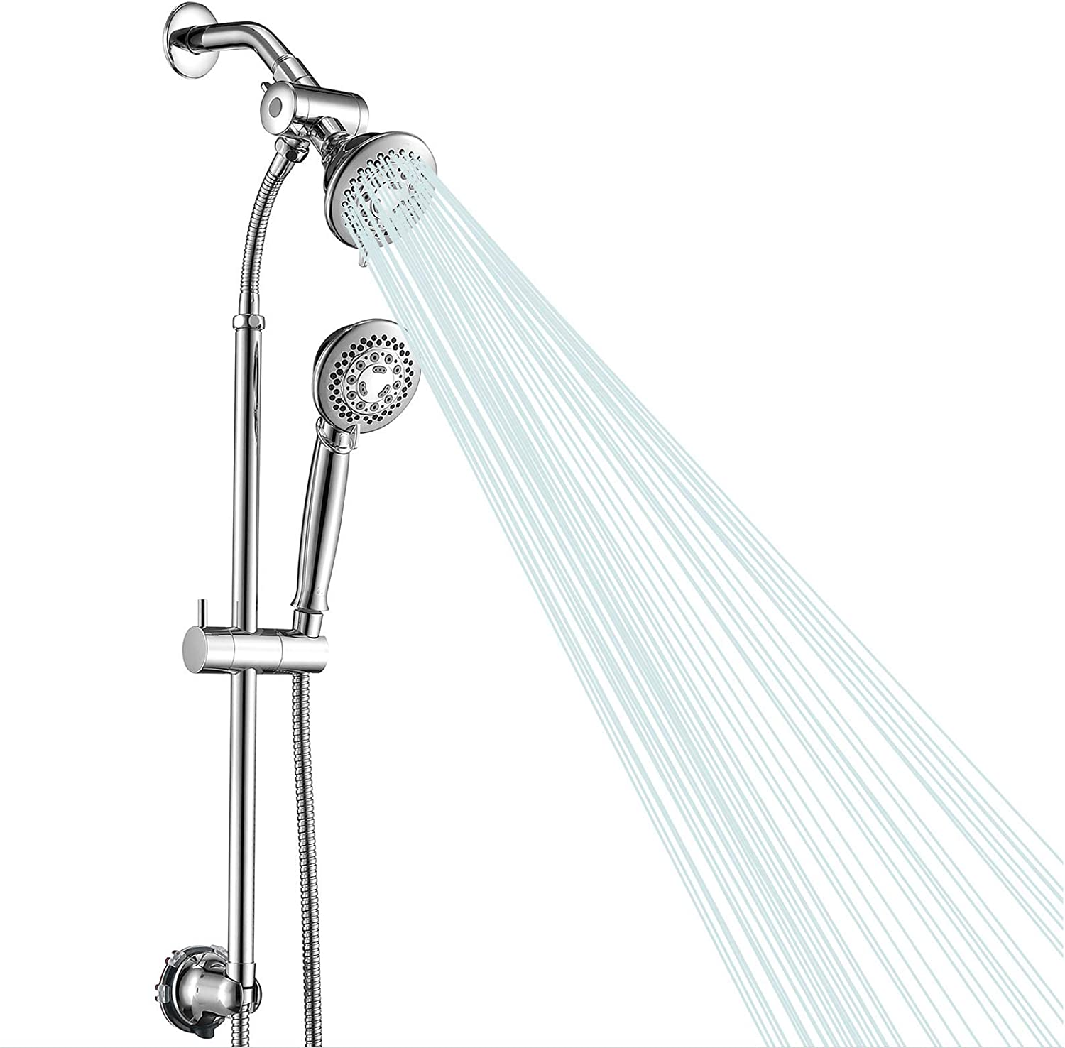 HOMELODY Cheap mail order specialty store Handheld Showerhead and overseas Head Shower Faucet Polis