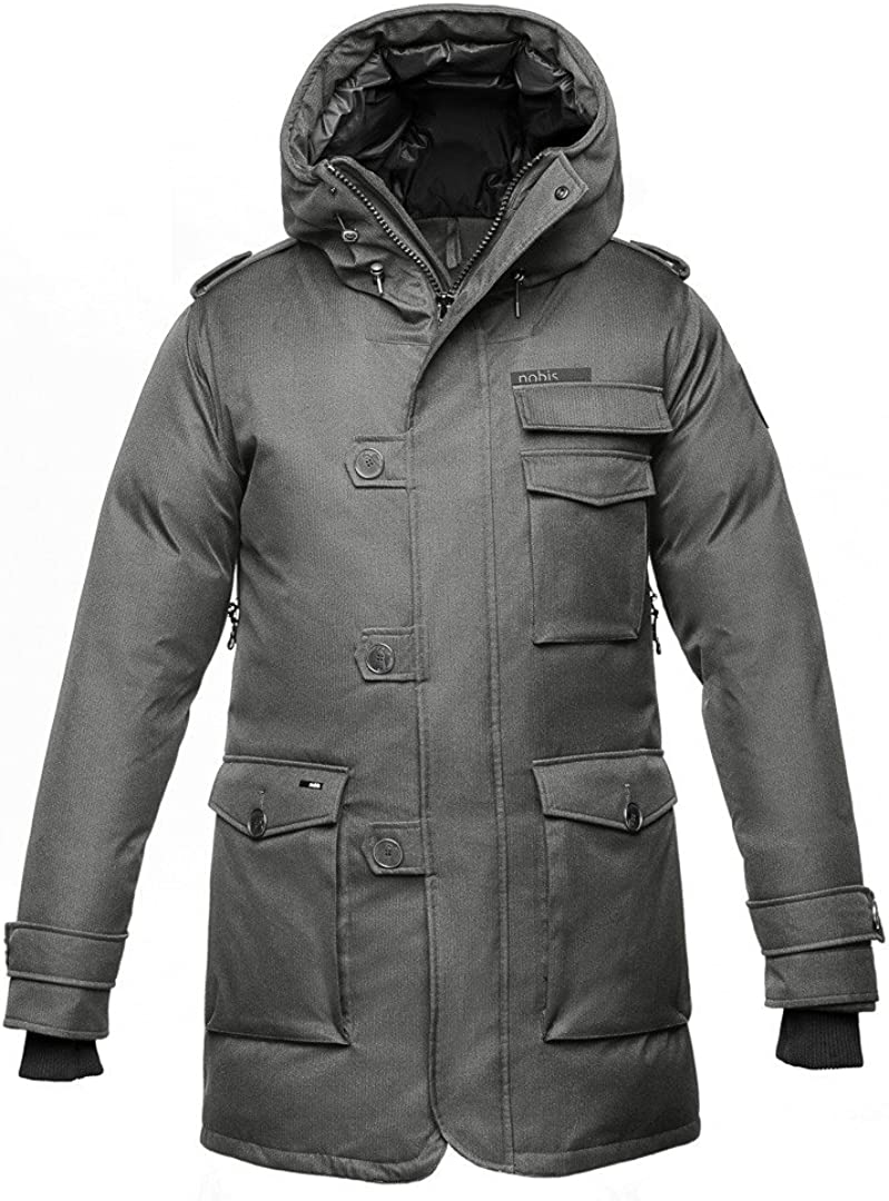Nobis Shelby Parka at  Men's Clothing store