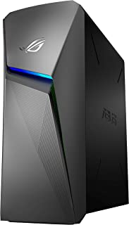 ASUS ゲーミングデスクトップ ROG Strix (Core i5-9400/GTX 1050/8GB・HDD 1TB)【日本正規代理店品】GL10CS-I59G1050