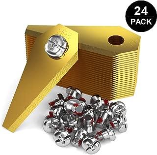 Amazon.es: cortadora cesped - Cuchillas / Piezas de repuesto para ...