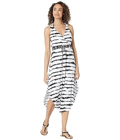 La Blanca Elemental Midi Dress Cover-Up