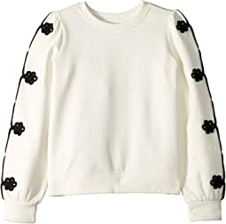 Pullover Embroidered Sweatshirt (Toddler/Little Kids/Big Kids)