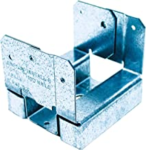 Simpson Strong-Tie ABA44Z Post Base Zmax 16 Gauge (20-Pack)