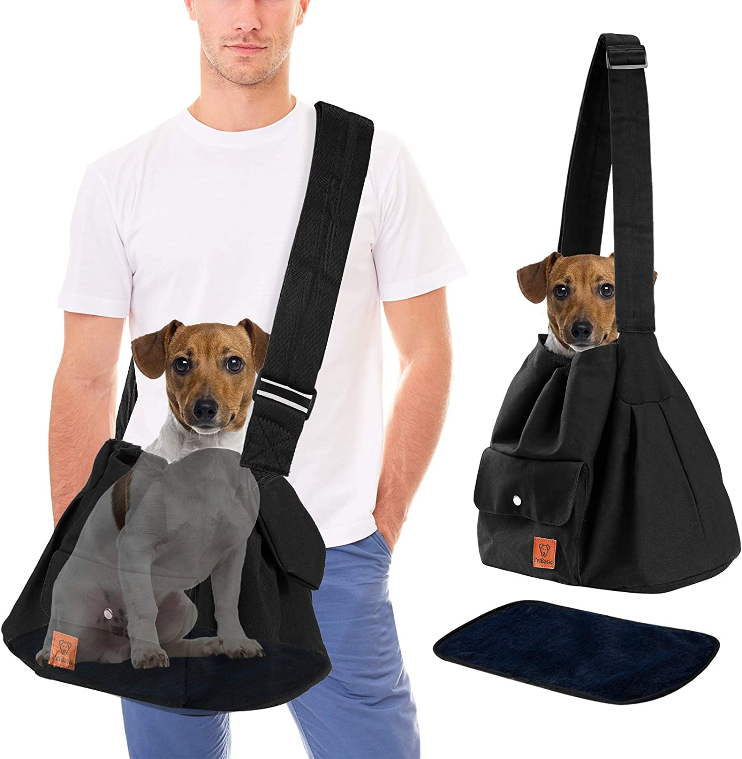 Dog Sling Carrier for Medium Dogs 10 Ranking TOP16 Pounds Super special price Pet to Lbs 20 up Ca