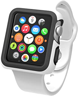 Speck Products CandyShell Fit Case for Apple Watch 42mm, White/Black