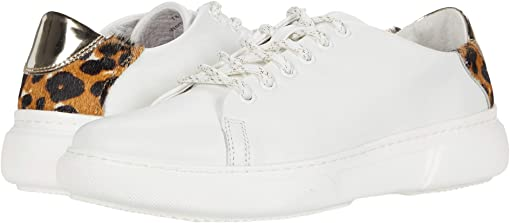 White Italian Nappa Leather