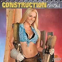 2020 Construction Chicks Wall Calendar, by Zebra Publishing