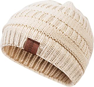 c0be346d376 Amazon.com  Beige - Hats   Caps   Cold Weather  Clothing