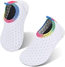 storeofbaby Baby Boys Girls Water Shoes Infant Barefoot Quick Dry Aqua Socks for Swim Beach Pool