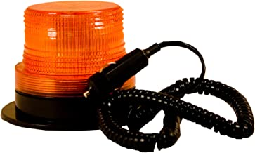 Blazer C48AW LED Strobe Beacon with Magnetic Base, Amber
