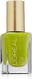 L'Oreal Paris Colour Riche Nail, New Money, 0.39 Ounces
