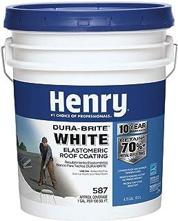 HENRY HE587372 Roof Coating, 5 Gal