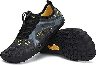 SAGUARO Minimalistas Zapatillas de Trail Running Niños Zapatos de Agua Zapatillas de Deporte Transpirables para Exterior I...