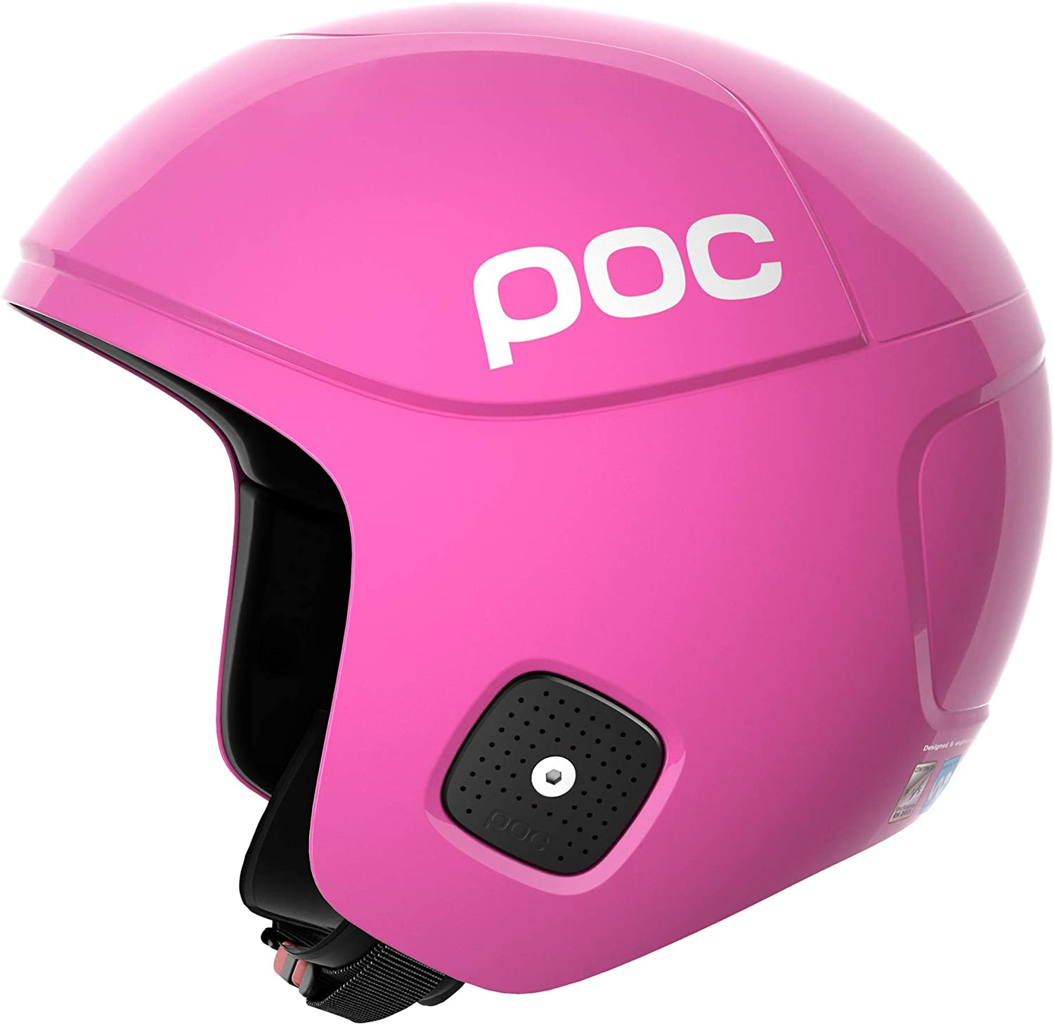POC Skull Orbic X Spin online shopping High Pink Speed Race Actinium Helmet Large discharge sale