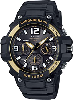 Casio Youth-Analog Black Dial Men's Watch - MCW-100H-9A2VDF (AD215)