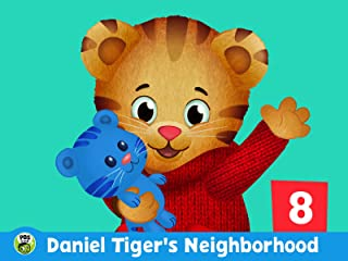 Daniel Tiger's Neighborhood: Season 8