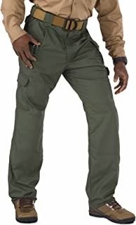 5.11 Men's Taclite PRO Tactical Pants, Style 74273, TDU Green, 34Wx32L