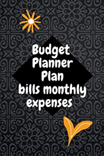 Budget Planner Plan bills monthly expenses :: Boxclever Press Budget Planner. Budget, save, and be debt free with this und...