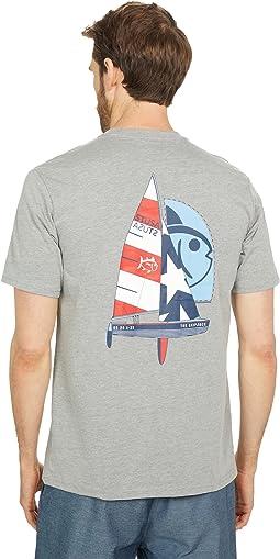 STUSA Sailboat T-Shirt