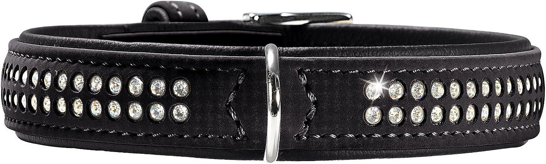 Hunter Softie Deluxe Collar, XSmall, Black