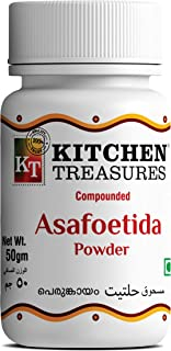 Kitchen Treasures Asafoetida, 50 gm
