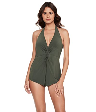 Magicsuit Solid Theresa Romper One-Piece Women