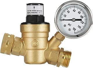 rv hose pressure regulator