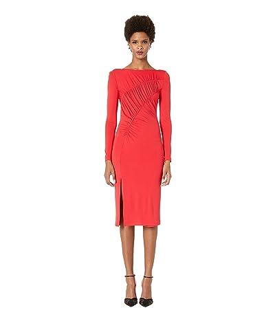 Rachel Zoe Fabiana Dress (Poppy Red) Women