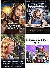 Hallmark Aurora Teagarden Mystery Collection: 3 Movies (A Bone to Pick / Real Murders / Three Bedrooms, One Corpse) + Bonus Art Card