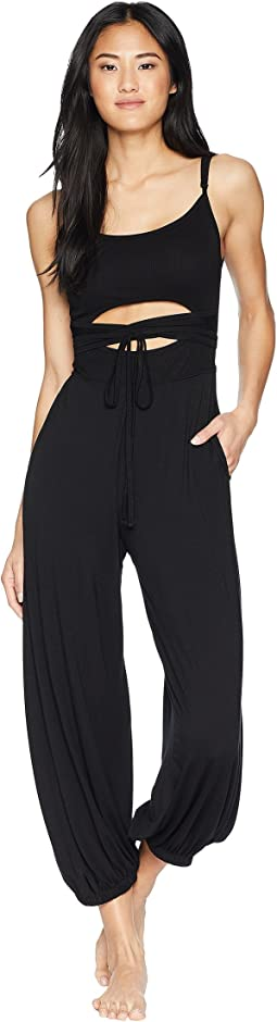 Free People Movement Wrap One-Piece