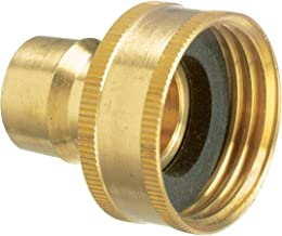 Plumb Pak PP850-19 Faucet Connector, for Use with 1.9cm Female Thread Hose