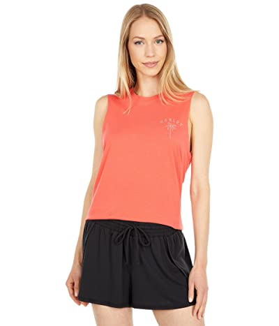 Hurley Honey Dew Washed Muscle Tank