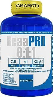 Yamamoto Nutrition BCAA Pro 8:1:1-200 Tabletas